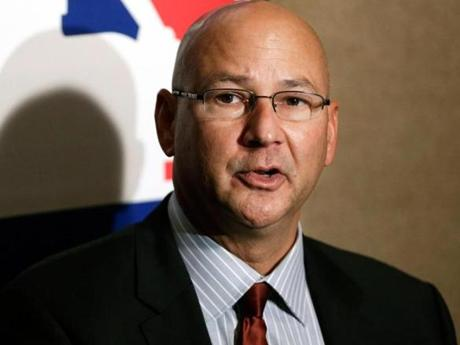 If there's a recurring antagonist to Terry Francona, it's Red Sox CEO Larry Lucchino.
